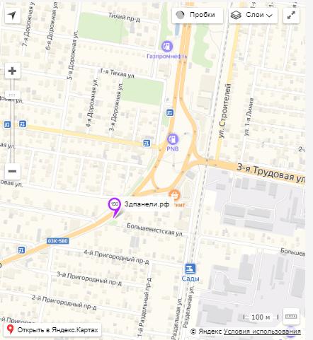 3d гипсовые панели на карте