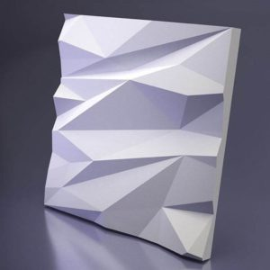 3д панель скальный камень